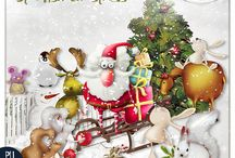 Strongly Christmas and Cartes /   http://digital-crea.fr/shop/index.php?main_page=index&cPath=155_267