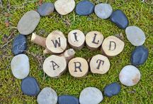 Wild Art: A Journey Off-Canvas