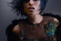 Crazy hair color / by Candice Eledge
