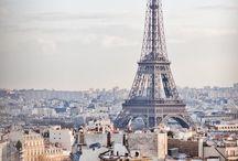 Travel wish list / Dream Holiday destination