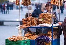 Street Delicacies from Around the World