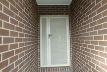 Security Doors / Security Doors are a fantastic safety feature that will enhance the security of any property!