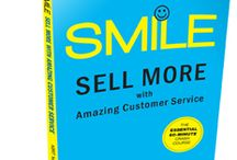 Smile Blog / Smile customer service and social skills blog. Full of useful tips for teens and for businesses! Visit my blog at http://www.smilethebook.com/blog.
