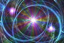 Mente quantica / Fisica quantistica, legge di attrazione, vivere il momento presente, amore incondizionato