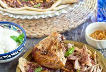 Palestinian recipes