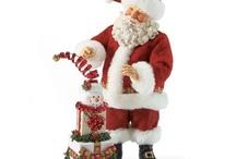 Santa's / by Donna Gallup