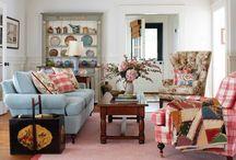 just pretty rooms / by Carol Hewitt