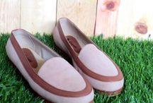 Sepatu Wanita / Sepatu pria Dinanti Shoes handmade Bandung harga terjangkau berkualitas :)