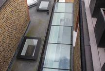 Extension - skylights