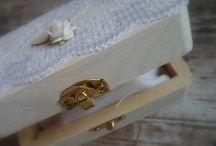 svadobné krabičky na obrúčky