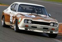 Ford Capri / Sport cars