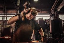 traveling sweden / going to sweden to learn to blacksmith