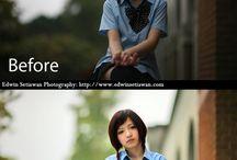 Potograghy's hacks on photoshop