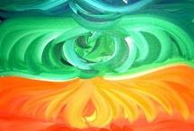 relaxation / meditation / chakra stuff / by Jessi Lorang