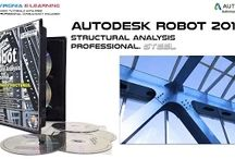 Autodesk Robot 2016 Steel Tutorial. For Design and Analysis of Steel Structures