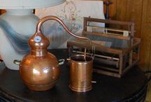 Stuff to Buy / Our handcrafted pot stills are not only beautiful, but provide huge distillation versatility, including: Whiskey, Scotch, Rum, Bourbon, Cognac, Schnapps, Tequila, Vodka, and Moonshine. Buy with confidence with our 90 day, 100% cash-back guarantee!