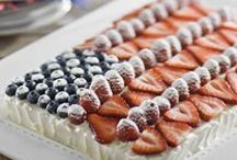 Healthy 4th of July Recipes / Get in the Independence Day spirit with these festive, healthy recipes.