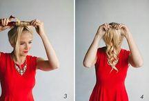 hair/make-up.