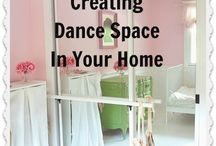 Dance space at home