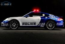 Exklusive Police Cars