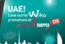 Gitex Shopper Spring Edition 2015 / Visit today to avail amazing offers by Wiko!