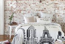 bed covers Paris
