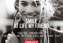 Active life. Gym