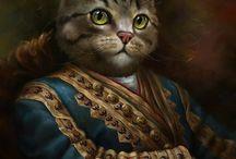 cats aristocrats