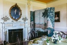 Town & Country Magazine -- Entertaining Newport Style