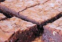 Brownies cookies etc...