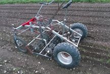 pedal powered tractor