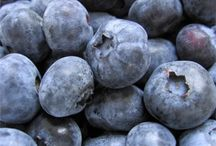 Blueberries / Blueberries are very tasty and healthy fruits