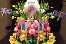 Easter hat / Easter hat