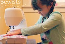 Sewing / by Jen Crittenden