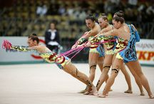 Rhythmic Gymnastics - Groups