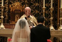 Catholic Wedding / Ideas for Catholic Weddings.