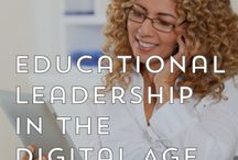 Ed. Leadership / by Angela Tanner