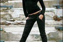 Cool posing