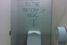 Harry Potter* / by Kat Lauver