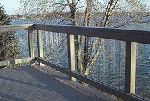 House Reno - deck