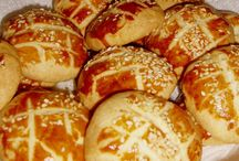 Hamurişi-dough tastes / Turkish and turkish style food