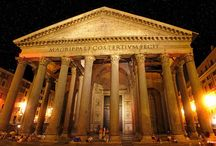 Pantheon In Rome / The Pantheon in Rome is the city's second most visited attraction (following the Colosseum) and lies in the heart of the historic centre. Built by Emperor Hadrian and finished in 125A.D., the Pantheon was originally dedicated to all gods (Pan - every/Theon – divinity). It was later converted to a church by Pope Boniface IV and today remains one of the best preserved Roman building in Rome.  A remarkable architectural feat is the 9-metre 'oculus' in the roof,...