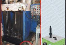 Honing Machinery-Vibration Control / Vibration isolation is imposed to separate a dynamical system from its environment by means of isolator/pad/mounts which has a considerably different natural frequency, compared to the forcing frequency of the applied force. http://www.vibrationmountsindia.com/applications.html