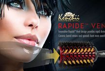 Kenchii Beauty Tools / Check here often for new stylist tools and Kenchii styling tips!