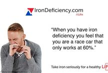 Living with Iron Deficiency / What does living with iron deficiency feels like?