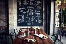 restaurantes y cafeterias