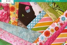 Stash Buster Projects / Use up your stash of odds & ends scraps.