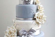 Hochzeit's torte