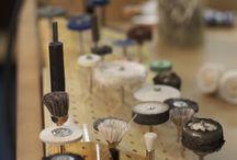 Jewellery studio ideas