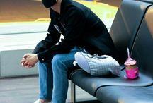 Exo->Zhang Yixing